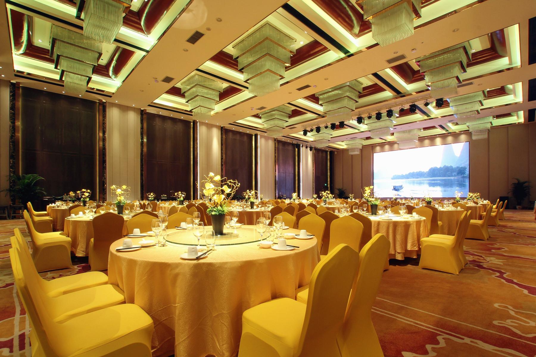 Royal Garden - BANQUET - Guilin Exhibition International Hotel-The ...